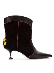 Andrea Bogosian Ankle Boots Black