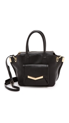 Time's Arrow Mini Jo Tote Black