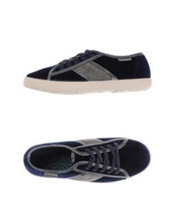 Victoria Low Tops And Trainers Dark Blue