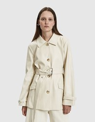 Farrow Rosario Trench Jacket Cream