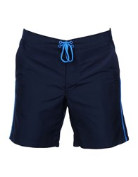 Marc By Marc Jacobs Swim Trunks Dark Blue