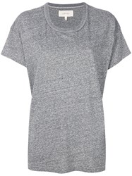 The Great Classic Loose Fit T Shirt Grey