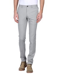Boss Black Trousers Casual Trousers Men Grey