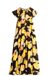 Paul And Joe Floral Gown Multi