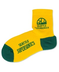 For Bare Feet Seattle Supersonics Ankle Tc 501 Socks