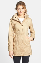 The North Face 'Laney' Trench Raincoat Pale Khaki