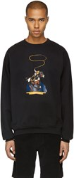 Noon Goons Black Wrangle Em Sweatshirt