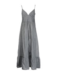 Grazia'lliani 3 4 Length Dresses Dove Grey