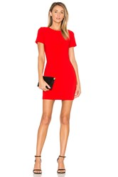 Likely Manhattan Dress Red