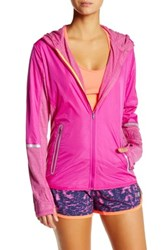 New Balance Performance Merino Jacket Pink