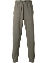 Stone Island Relaxed Track Pants Men Cotton S Green
