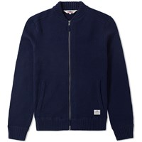 Penfield Eastport Zip Cardigan Blue