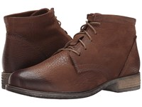 Josef Seibel Sienna 03 Castagne Women's Lace Up Boots Tan