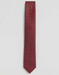 French Connection Tie Red