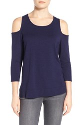 Nydj Women's Cold Shoulder Pullover
