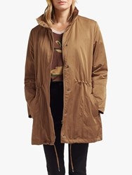 Four Seasons Basic Parka Bronze