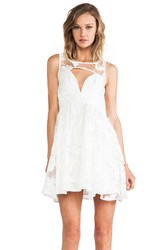 Style Stalker Prom Date Dress White