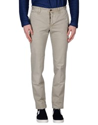 Icon Trousers Casual Trousers Men Light Grey