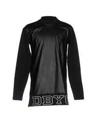 D By D Sweatshirts Black