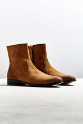 Urban Outfitters Uo Lester Western Chelsea Boot Tan