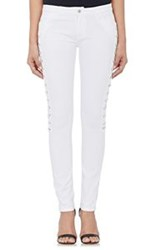 Each X Other Laced Jeans White