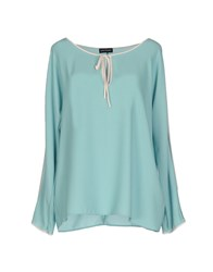Diana Gallesi Shirts Blouses Women Light Green