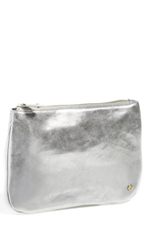 Stephanie Johnson 'Atlantic Silver Large' Cosmetics Pouch
