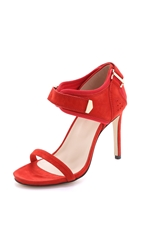 Preen Surfer Stilettos Red