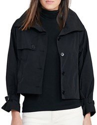Lauren Ralph Lauren Funnelneck Long Sleeve Jacket