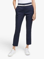 Marella Isabel Trousers Navy
