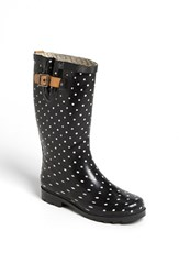 Chooka Women's 'Classical Dot' Rain Boot