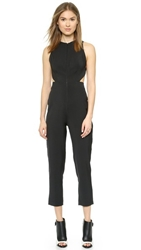 Aq Aq Chromide Jumpsuit Black