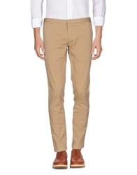 .. Beaucoup Casual Pants Sand