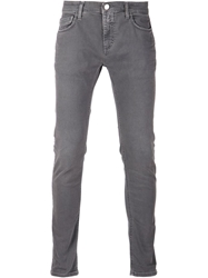 Closed Skinny Jeans Grey