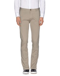 Nichol Judd Trousers Casual Trousers Men Light Grey