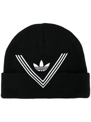 Adidas By White Mountaineering Knit Beanie Black
