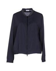 Brunello Cucinelli Topwear Sweatshirts Women Blue