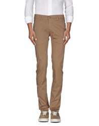 Fifty Four Trousers Casual Trousers Men Camel