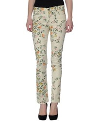 Citizens Of Humanity Casual Pants Ivory
