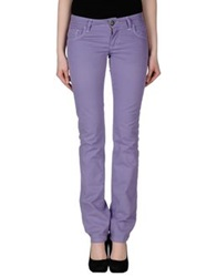 Only Casual Pants Lilac