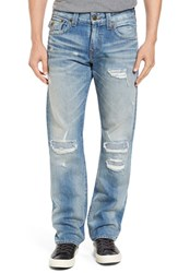 True Religion Men's Brand Jeans Ricky Relaxed Fit Jeans