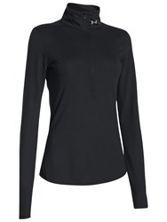 Under Armour Streaker Half Zip Running Top Black