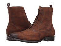 Mezlan Tarzo Ii Tan Men's Lace Up Boots