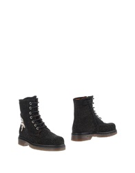 Happiness Ankle Boots Steel Grey