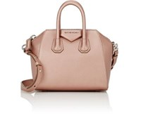 Givenchy Women's Antigona Mini Duffel Bag Light Pink