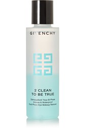 Givenchy Beauty 2 Clean To Be True Intense And Waterproof Dual Phase Eye Makeup Remover Colorless