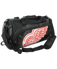Forever Collectibles Detroit Red Wings Duffle Bag Team Color