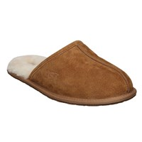 Dune M Scruff Slippers Light Brown