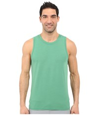 Prana Ridge Tech Tank Dusty Pine Men's Sleeveless Green