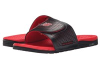 New Balance Cush Slide Black Red Men's Sandals